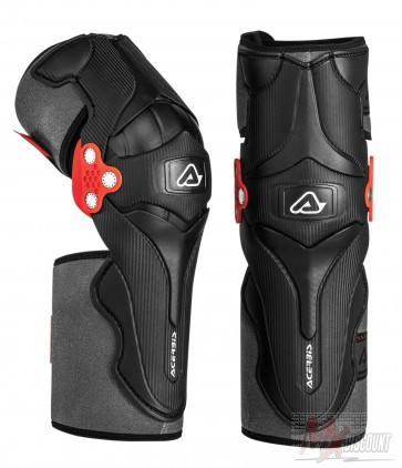 Acerbis X-Strong Knie Beschermers