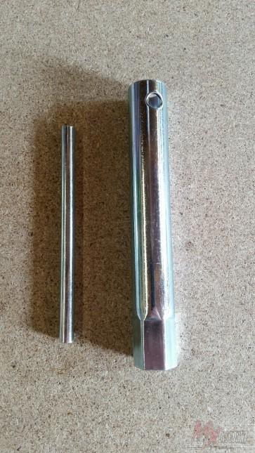 vicma bougie sleutel 17mm
