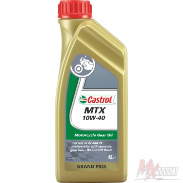 Castrol MTX 10W40 Versnellingsbak Olie