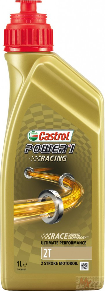 Castrol Power RS 2-Takt Olie Mengsmering