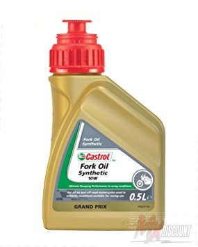 Castrol Synthetic SAE 10W Voorvork Olie