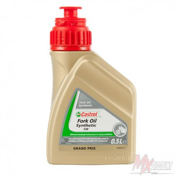 Castrol Synthetic SAE 5W Voorvork Olie