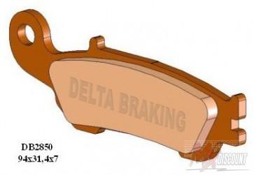 Delta Remblokken Voor Sintered yz 125 250 yzf 250 450 07-20