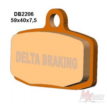 Delta Remblokken Voor Sintered ktm sx 85 12-20 tc 85 14-20