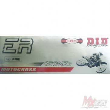 DID ER 420 NZ3 Gold Motocross Ketting 130 Schakels