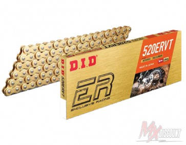DID ervt 520 X-Ring Enduro Ketting gold 118 Schakels