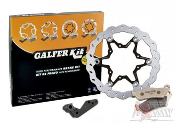 Galfer Racing Rem Kit 270mm honda cr 04-07 crf 04-14