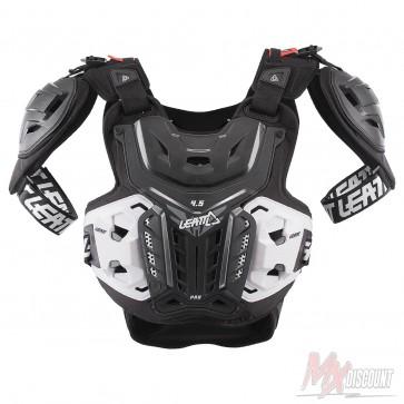 Leatt 4.5 Pro Black Bodyprotector