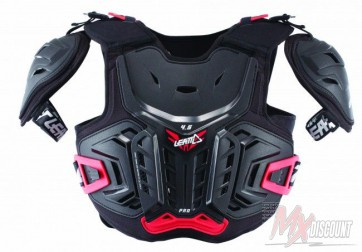 Leatt 4.5 Pro Junior Black Bodyprotector