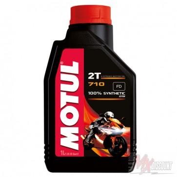 Motul 710 2-Takt Olie Mengsmering 1L