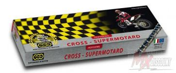 Regina RX3 420 Gold 136 Schakels Motocross Ketting