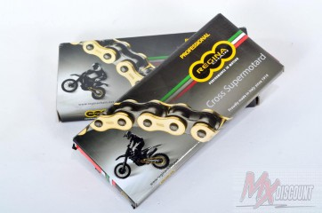 Regina RX3 520 Gold 118 Schakels Motocross Ketting