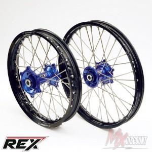 REX Wheels Wielenset Met 25mm Hub yzf250 450 14-