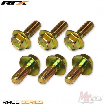 RFX Remschijf boutjes Achter Yamaha m6x17mm