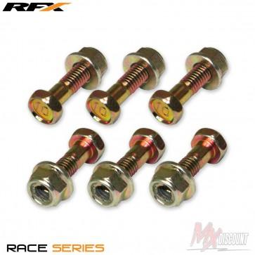 RFX Remschijf boutjes Voor Honda m6x19mm