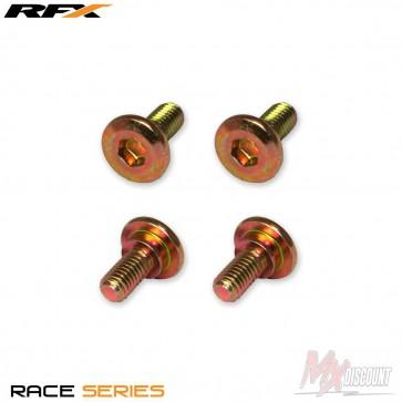 RFX Remschijf boutjes Voor Kawasaki Suzuki m6x15mm