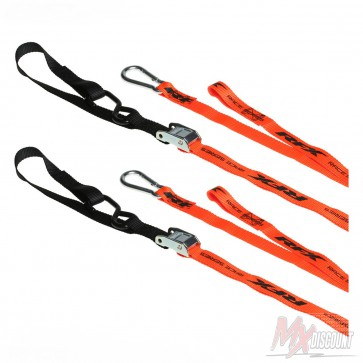 RFX Spanbanden Tiedown Hi/Viz 1.0 Oranje