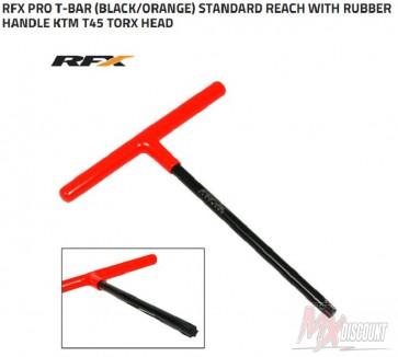 RFX T-sleutel Torx T-45 Oranje Ktm