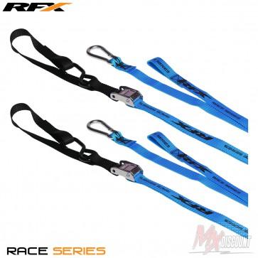 RFX Spanbanden Tiedown blauw
