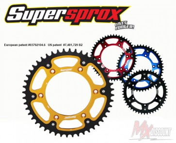 Supersprox Stealth Achtertandwiel rm 80 85 yz 80 85