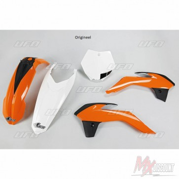 Ufo Plastic Kit sx85 13-17