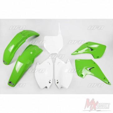 Ufo Plastic Kit kx 125 250 03-08