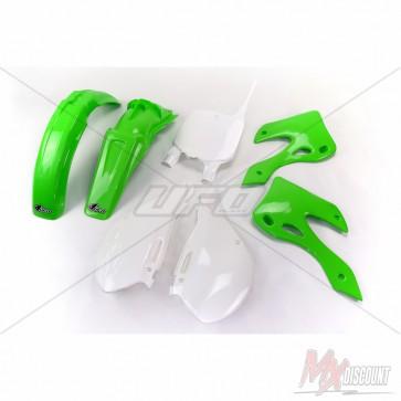 Ufo Plastic Kit kx 125 250 00-02