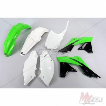 Ufo Plastic Kit kxf250 14-16