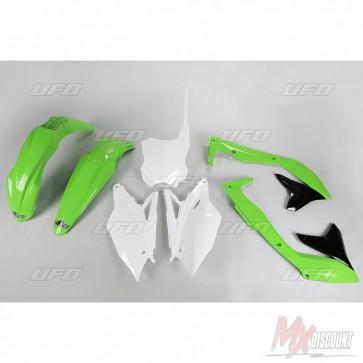Ufo Plastic Kit kxf450 16-17