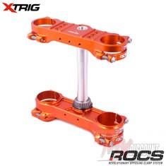 Xtrig Rocs Tech Oranje Kroonplaten