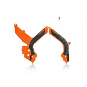 Acerbis X-Grip Framebeschermers ktm sx 125 250 sxf 250-450 2019