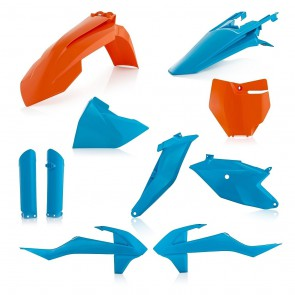 Acerbis LTD McQueen plastic kit ktm sx 85 18