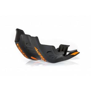 Acerbis skidplate zwart ktm exc-f 450 500 17-19