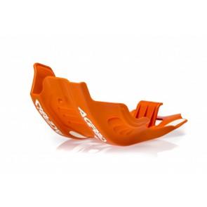 Acerbis skidplate oranje ktm exc-f 450 500 17-19