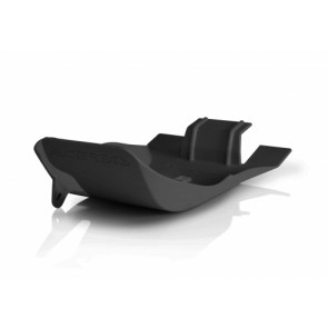 Acerbis skidplate zwart ktm husq tc te sx exc 250 06-16
