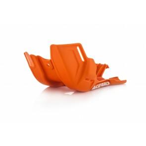 Acerbis skidplate oranje ktm husq sx tc 85 13-17