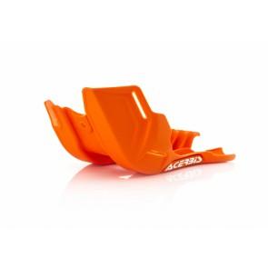Acerbis skidplate oranje ktm husq tc sx 85 18-19