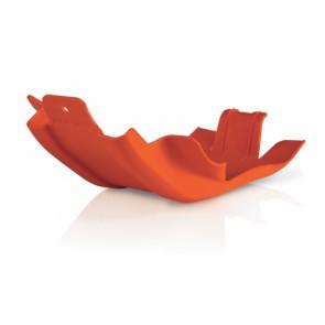 Acerbis skidplate oranje ktm husq sxf fc 250 350 13-15