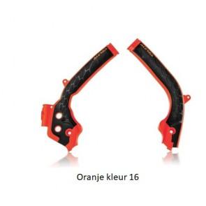 Acerbis X-Grip Frame beschermers ktm husq 125+ 16-18