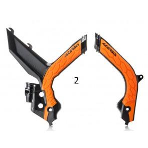 Acerbis X-Grip Framebeschermers ktm exc exc-f 2020