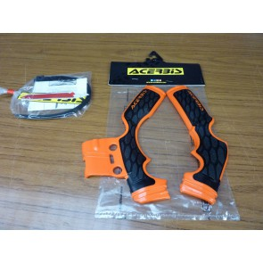 Acerbis X-Grip Framebeschermers ktm sx65 14-18 tc65 17-18