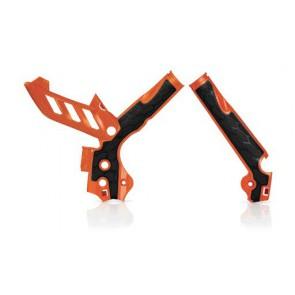 Acerbis X-Grip Framebeschermers ktm sx sxf 11-15 exc exf 12-16