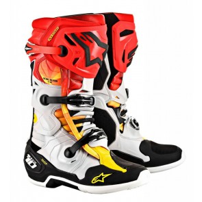 Alpinestars Tech 10 limited edtion indy special 2019