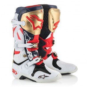 Alpinestars Tech 10 liberty limited edition