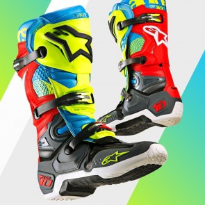Alpinestars Tech 10 union limited edition 44,5