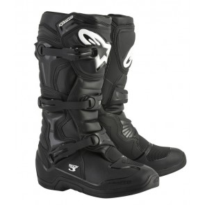 Alpinestars tech 3 crosslaarzen enduro zwart