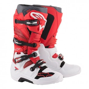 Alpinestars Tech 7 rood wit