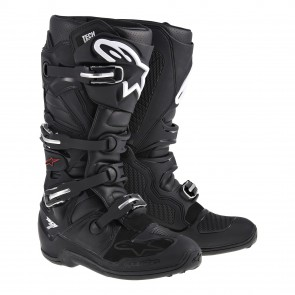 Alpinestars Tech 7 crosslaarzen Zwart