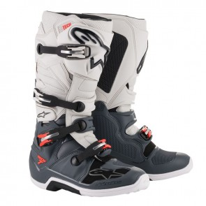 Alpinestars Tech 7 zwart wit