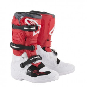 Alpinestars Tech 7s wit rood